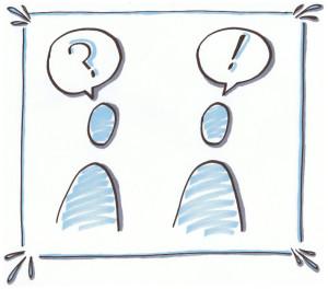 Interview-Symbol