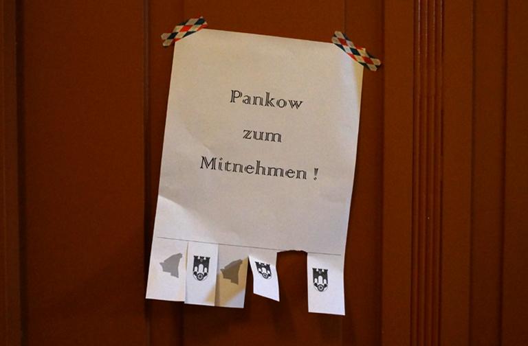 """Projektstart """"Pankow zum Mitnehmen!"""""""